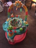 2-in-1 Sit to Stand Infant Seat Toy