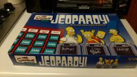 2003 Simpsons Jeopardy game