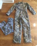 Red Head insulted coveralls, youth size 12. Worn once.