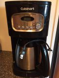 Cuisinart 12-cup coffee maker ~ free!