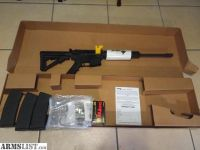 For Sale: Never been fired, custom DPMS MOE Warrior with extras