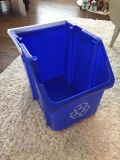Container Store small office sized recycle bin /bucket