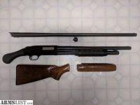 For Sale: Mossberg 500 / Revelation R310AB 12 gauge pump shotgun