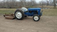Ford Tractor Gas