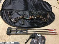 For Sale: Martin falcon hunting compound bow 2015