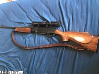 For Sale: Remington 760 BDL Custom Deluxe