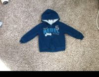Route 66 Kids Sherpa Lined Hoodie. Size 3t. EUC, but has some wash wear.