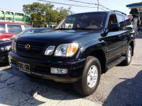 $9,495, Black Onyx 1999 Lexus LX 470 $9,495.00 | Call: (888) 488-8504