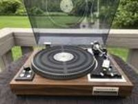 Marantz 6200 Turntable, Audio Technica Cartridge