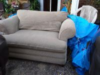 Large over sized Lazyboy chair.
