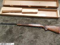 For Sale: Winchester pre64 Model 70 375 H&H Mag NIB