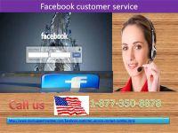 Use Facebook customer service @ 1-877-350-8878 to get splendid solution