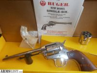 For Sale: Ruger New Model Single Six .22LR / .22MAG Convertible