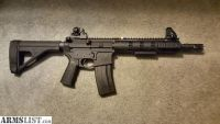 For Sale: Very neat and clean Noreen 762x39 Ar15 Pistol Build with Sb brace