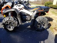 2016 Can-Am Outlander L X mr 570 Utility ATVs Statesville, NC