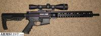 For Sale: Custom AR15 6.8 SPC