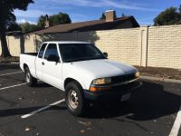 03 Chevy S10 4x4 for sale