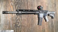 For Sale: PSA AR-15 13 rail with trs-25
