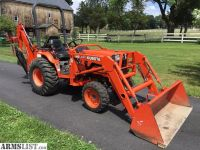 For Sale: Tractor 4x4 Hydrostatic Kubota B2910
