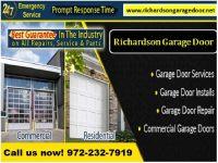 New Garage Door Installation only on starting $26.95 | Richardson, TX