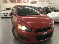 2014 Chevrolet Sonic 4dr Sdn Auto LT