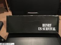 For Sale: Henry U.S. Survivor Rifle