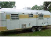 1972 Silver Streak Atlas-Continental Travel Trailer in Canton, T
