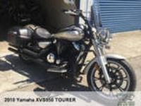 "2010 Yamaha V Star 2010 YAMAHA ""XVS950"" TOURER . 22K MILES.."