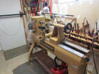 POWERMATIC LATHE