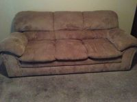 MOVING SALE - A FAIRLY NEW COUCH