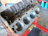 Sell Engine Block 1969 Chevy Camaro or Nova Four Bolt 396 375hp motorcycle in Eighty Four, Pennsylvania, United States, for US $2,500.00