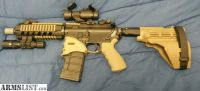 For Sale/Trade: Ar15 pistol with Brace