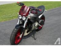 2007 Buell XB12S Lightning, Harley Davidson's sport bike
