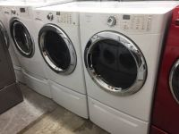 Frontload Washers and Dryers