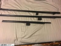 For Sale: 1100 12 and 20 barrels and browning A5 barrel