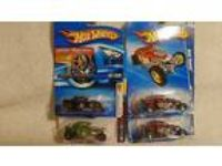 Hot Wheels Bone Shaker lot of 4 Faster than Ever
