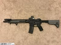 For Sale: 14.5 Pinned/Welded BCM with Eotech