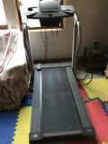 Treadmill with tv built in good used sitting condition