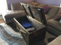 Coffe table trunk
