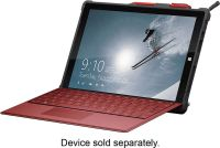 Urban Armor Gear - Case for Microsoft Surface Pro 4 - Red/Black