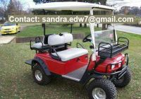 Freedom Ez-Go Golf Cart Gas Workhorse REDUCED at 1897$this week (san angelo)