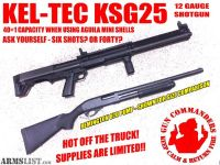 For Sale: KSG25 - 40+1 Pump Shotgun