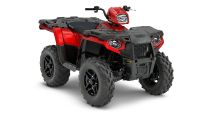 2018 Polaris Sportsman 850 Utility ATVs Barre, MA