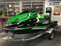2017 Kawasaki Jet Ski Ultra 310LX 3 Person Watercraft Honesdale, PA