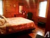 $650 / 2 BR - Log home in the woods (Old Fort) 2 BR bedroom