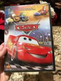 New in package Cars DVD