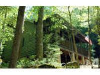 $120 / 3 BR - ft - Riverfront Vacation Log Cabin (Near Kerr Scott Lake)
