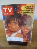 Reduced~TV Guide Robin Williams & Pam Dawber~May 1980