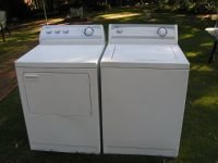 Washer and Dryer price for set-Maytag Huge Tub