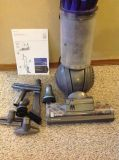 Dysentery animal vacuum cleaner with attachments cross posted